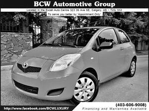 2010 Toyota Yaris CE Automatic Only 17,000 km Mint $11,995.00