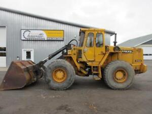 Volvo 4400 Loader Chargeur sur roues