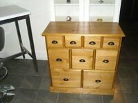 Merchants Chest of Drawers
