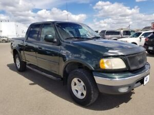 2001 Ford F-150 SuperCrew XLT (Remote Start, Power Pedals, Trail