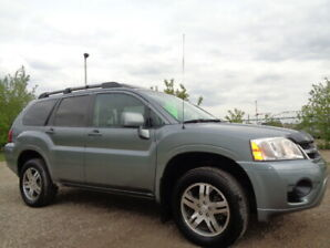 2008 MITSUBISHI ENDEAVOR SE SPORT-AWD-SUNROOF-HEATED SEATS-CLEAN