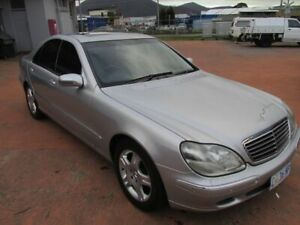 2002 MERCEDES-BENZ S-Class Glenorchy Glenorchy Area Preview