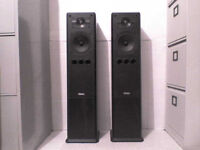 150W Mission 752 Stereo Speakers with Acoustically shaped cones - Heathrow