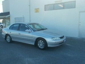 2002 Holden Berlina VY Silver 4 Speed Automatic Sedan Maddington Gosnells Area Preview