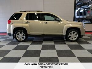 2012 GMC Terrain AWD,SLT, Leather, Sunroof, Back Up Camera,
