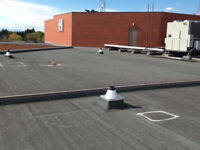 Qualified Flat roofing installer sub crew