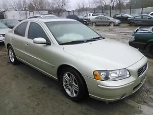 VOLVO S 60 (2001/2009/ FOR PARTS PARTS ONLY)