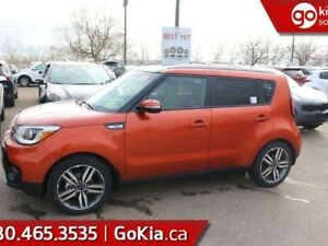 2019 Kia Soul EX TECH; ADAPTIVE CRUISE, NAV, PANO ROOF, LEATHER,