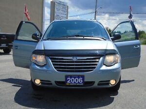 2006 CHRYSLER TOWN&COUNTRY-LIMITED { ETEST&CERTIFIED }