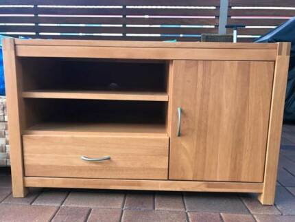 TV UNIT for sale! - Timber