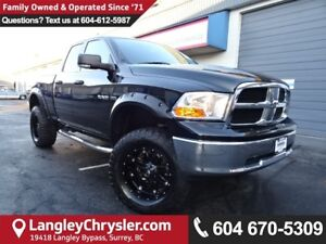 2010 Dodge Ram 1500 SLT/Sport/TRX *ACCIDENT FREE*ONE OWNER*LO...