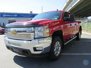 2014 Chevrolet Silverado 2500HD LT 4x4 Crew Cab 6.6 ft. box 153.