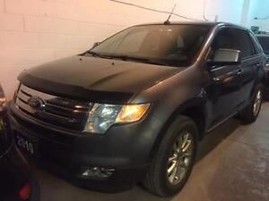 2010 FORD EDGE SEL, LEATHER, PANORAMIC ROOF, POWER, BLUE TOOTH!!
