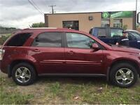 2007 Chevrolet Equinox LT loaded LEATHER/ROOF