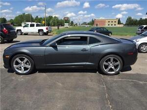 2011 Chevrolet Camaro RS ONLY 50KM 6spd CLEAN!!