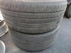 2 pneus 255/50/19 été