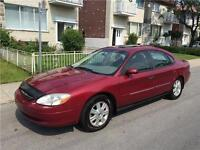 2003 FORD TAURUS. automatic. 75 000km. TRES PROPRE. 2000$