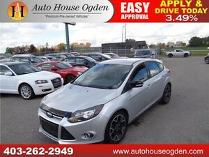 2013 Ford Focus SE Leather Heated Seats Everyone Approved