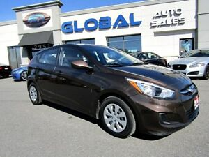 2016 Hyundai Accent Sport 5-Door AUTOMATIC