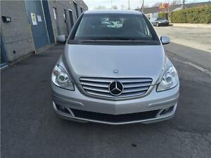 MERCEDES-BENZ B200 2008 185000KM AUTOMATIC