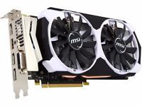 MSI GTX 960 OC Armour 4GB