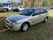 1999 Mazda 323 Astina 5 Speed Manual Hatchback Clontarf Redcliffe Area Preview