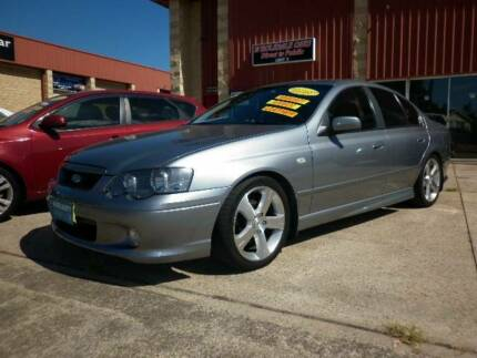 Ford Falcon XR6 Sedan 2003 Sports Automatic North St Marys Penrith Area Preview