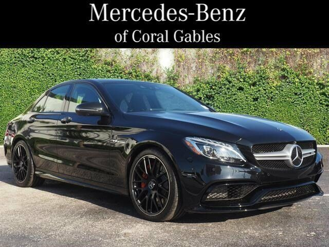 Image 1 Voiture American used Mercedes-Benz C-Class 2018