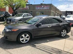 2010 Acura TSX PREMIUM-AUTOMATIC-LEATHER