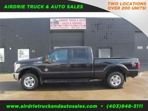 2015 Ford Super Duty F-250 SRW XLT Fully Loaded!