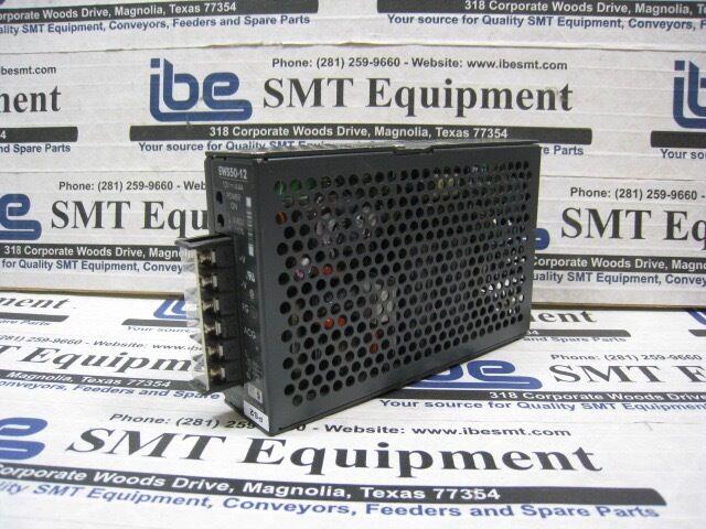 Nemic Lambda 12V Power Supply EWS50-12 w/Warranty