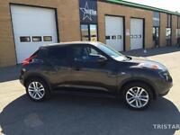2013 Nissan JUKE SL AWD - LEATHER - SUNROOF - DVD *WE FINANCE*