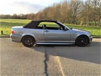 330ci Convertible FaceLift Grey
