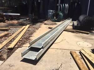 Steel c section 6m long Kiels Mountain Maroochydore Area Preview