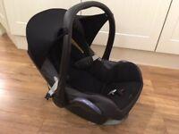 Maxi Cosi Cabriofix Car Seat - Nomad Black