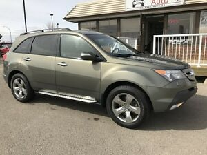 2007 Acura MDX Elite Pkg, LOCAL TRADE