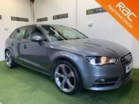 2014 Audi A3 2.0 TDI 150BHP Diesel Sportback **Finance & Warranty** (golf,leon,1series)