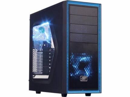 Custom Gaming PC Computer - Overclocked Ryzen 3 CPU, 1050 Ti GPU