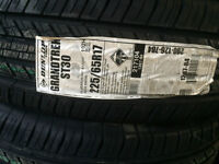 Dunlop Grandtrek  225/65R17 all season/ON SALE FOR LIMITED TIME