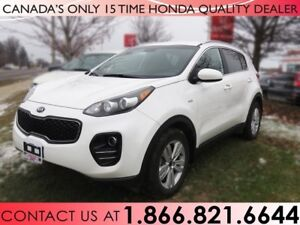 2017 Kia Sportage LX | NO ACCIDENTS | AWD
