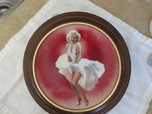 Marilyn Monroe  The Seven Year Itch Collector Plate