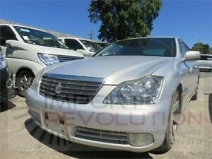 2004 Toyota Crown GSR182 Royal Silver Automatic Sedan Bayswater Knox Area Preview