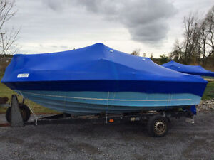 Mobile Marine Shrink wrapping starting at $10 per foot Kingston Kingston Area image 4