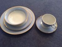 Doulton 20 Piece Dinner Service, Boxed and Never Used