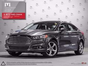 2016 Ford Fusion SE All-wheel Drive (AWD)