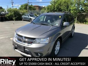 2013 Dodge Journey R/T STARTING AT $165.30 BI-WEEKLY