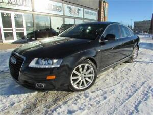 2010 Audi A6 3.0L Special Edition ACCIDENT FREE