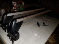 Volkswagen Bora/Golf Roof Bars/Rack