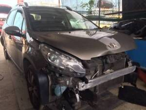 2015 PEUGEOT 2008 Wagon Wrecking Parts Nerang Gold Coast West Preview
