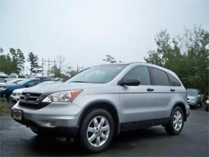 149$ BI WEEKLY OAC! - 2010 Honda CR-V NEW MVI, GREAT DEAL!